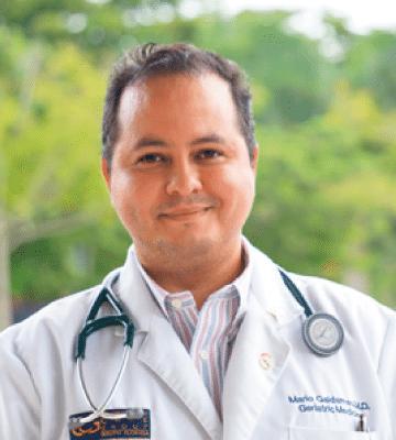geriatrics doctor mario galdames md