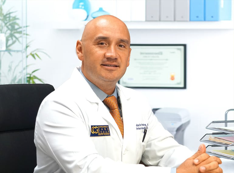 primary doctor mario pereira MD