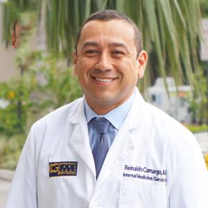 reinaldo camargo geriatric doctor