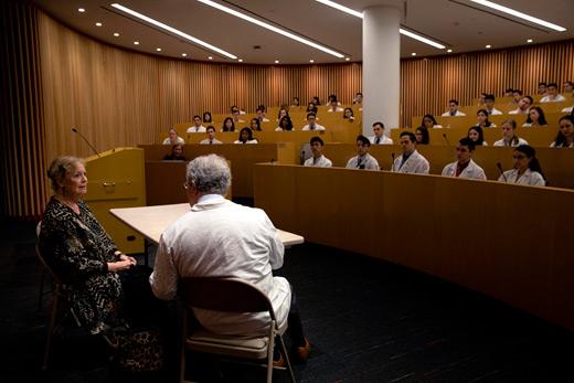 Ronald Adelman, geriatrician