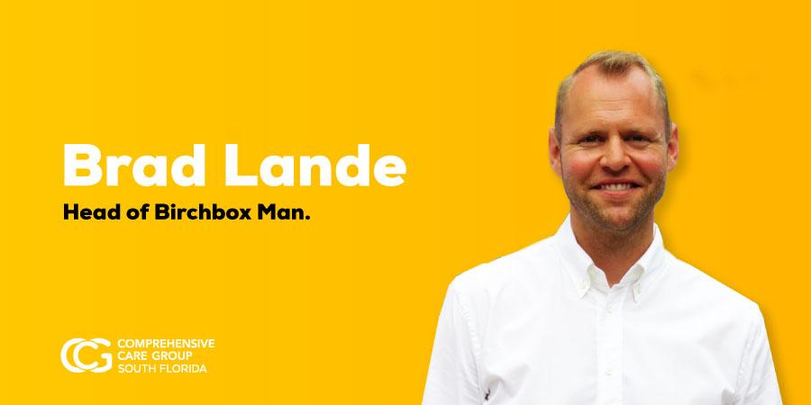 Brad Lande diet