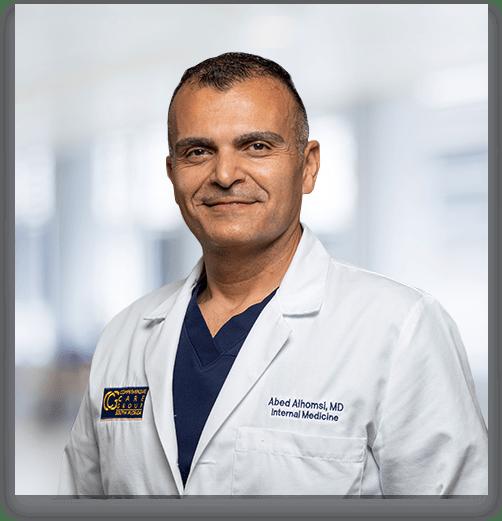 Abed Alhomsi, MD