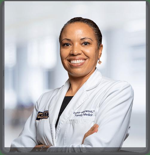 Valerie Eyma-Heywood, MD